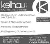 keilhau werkstatt sürth